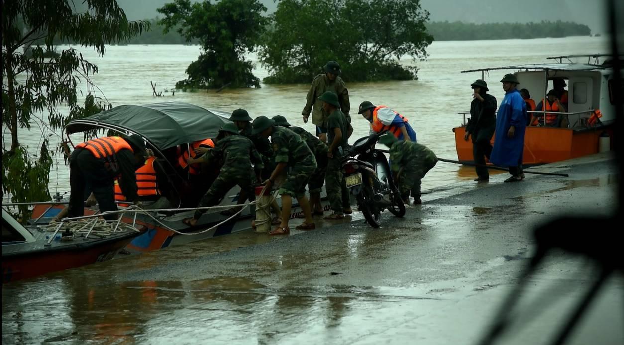 army-boat