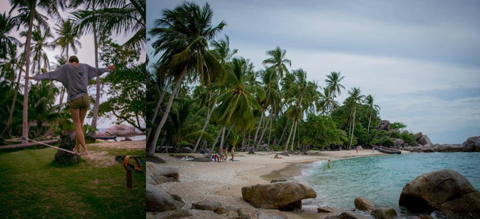 slackline-beach